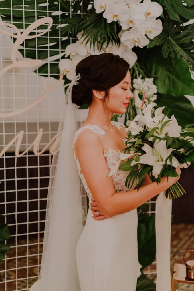 Olivia's Wedding by Bloc Memoire Photography - 009