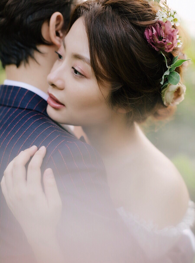 Lu Wei's Prewedding  by The Glow BeautyBar - 004