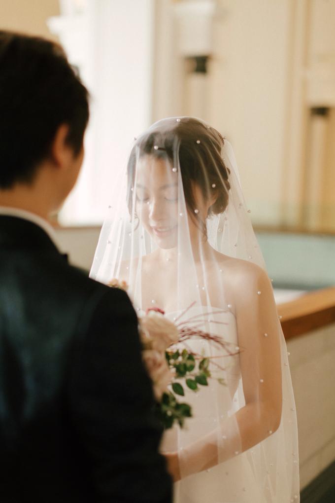 Lu Wei's Prewedding  by The Glow BeautyBar - 014