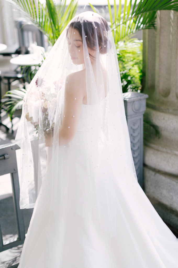 Lu Wei's Prewedding  by The Glow BeautyBar - 016
