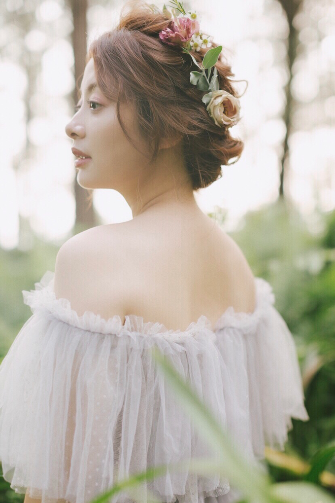 Lu Wei's Prewedding  by The Glow BeautyBar - 018
