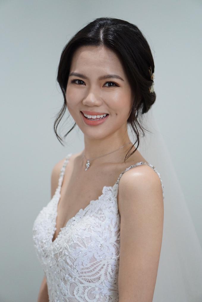 Amanda's wedding by The Glow BeautyBar - 006