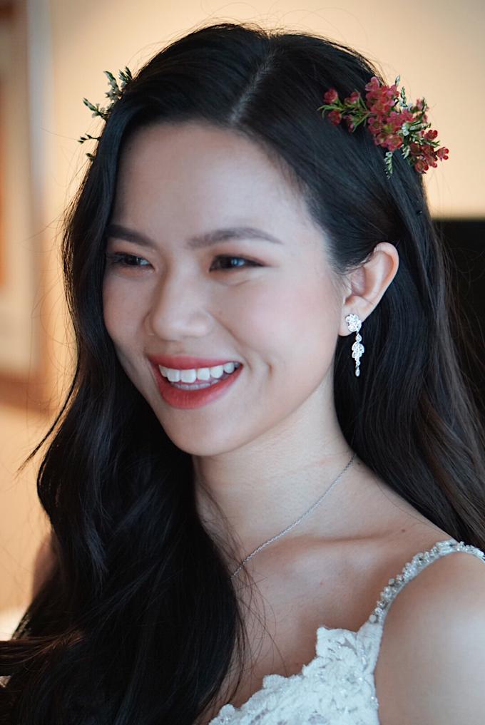 Amanda's wedding by The Glow BeautyBar - 008