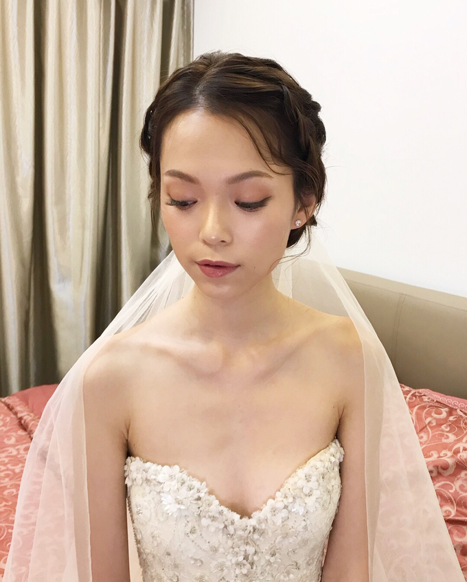 Hosin's wedding by The Glow BeautyBar - 002