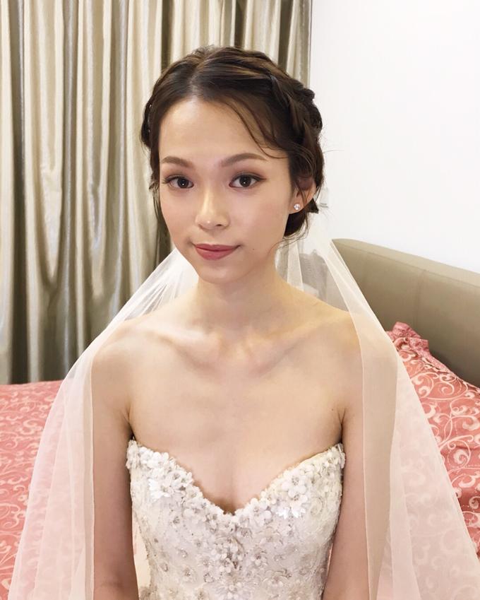 Hosin's wedding by The Glow BeautyBar - 001