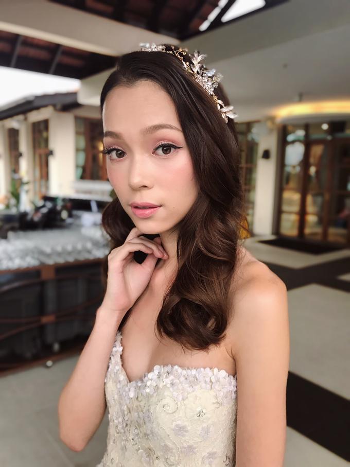 Hosin's wedding by The Glow BeautyBar - 005