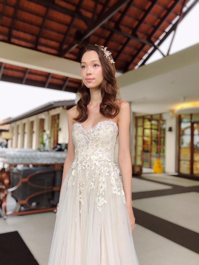 Hosin's wedding by The Glow BeautyBar - 004