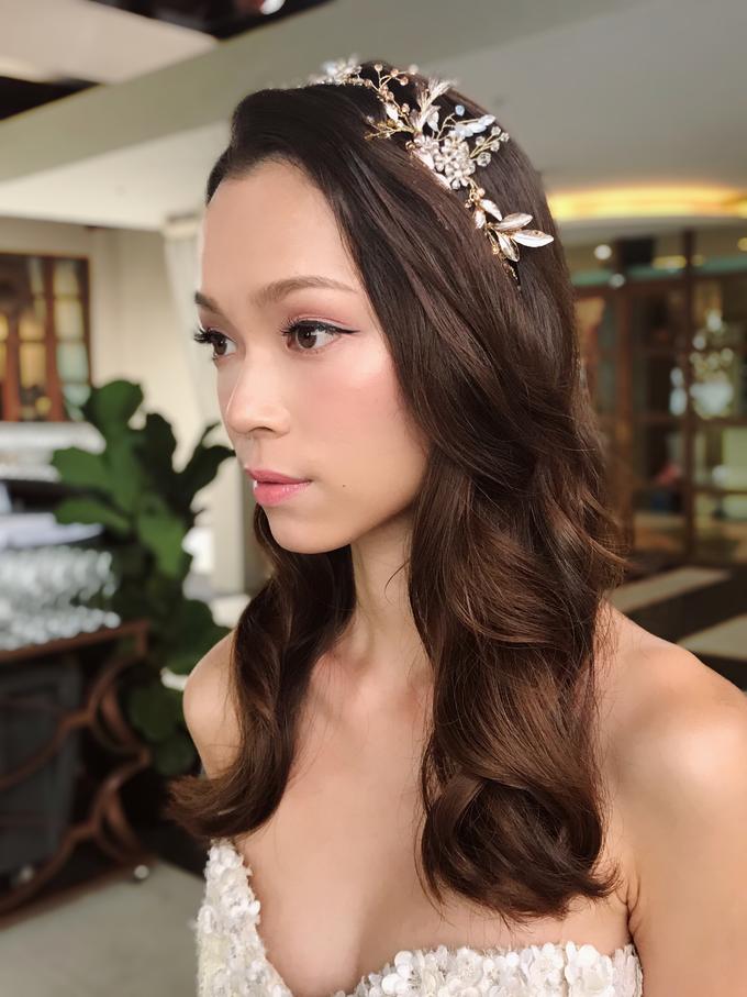 Hosin's wedding by The Glow BeautyBar - 006