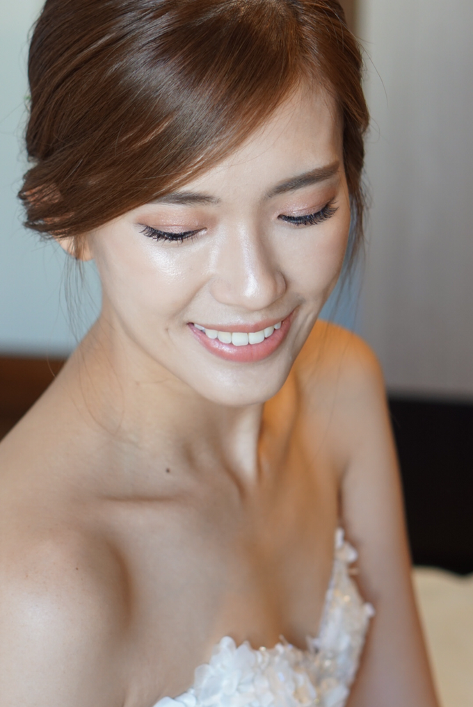 Min's wedding by The Glow BeautyBar - 002