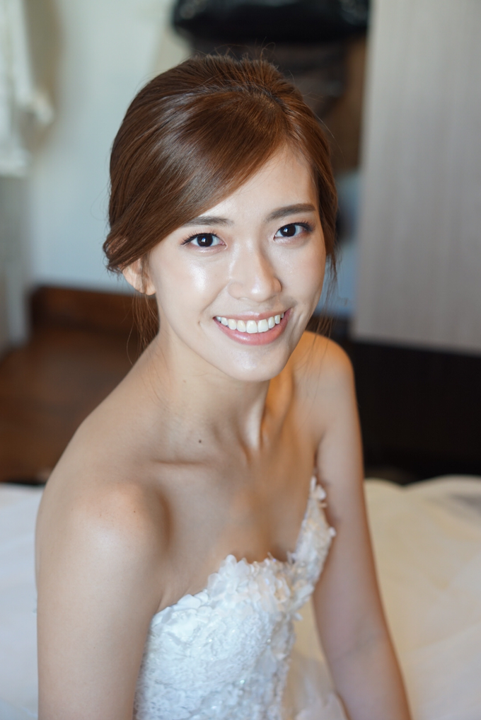 Min's wedding by The Glow BeautyBar - 001