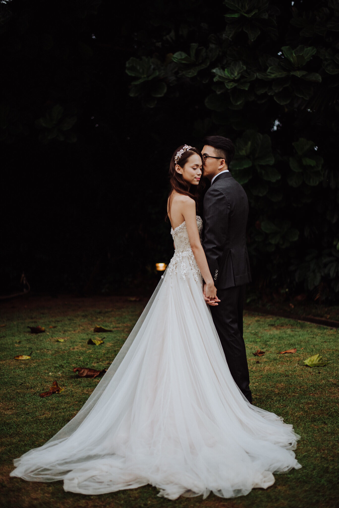 Hosin's wedding by The Glow BeautyBar - 007