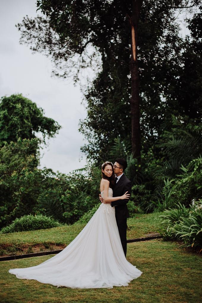 Hosin's wedding by The Glow BeautyBar - 008