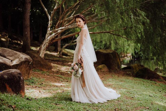 Hosin's wedding by The Glow BeautyBar - 011