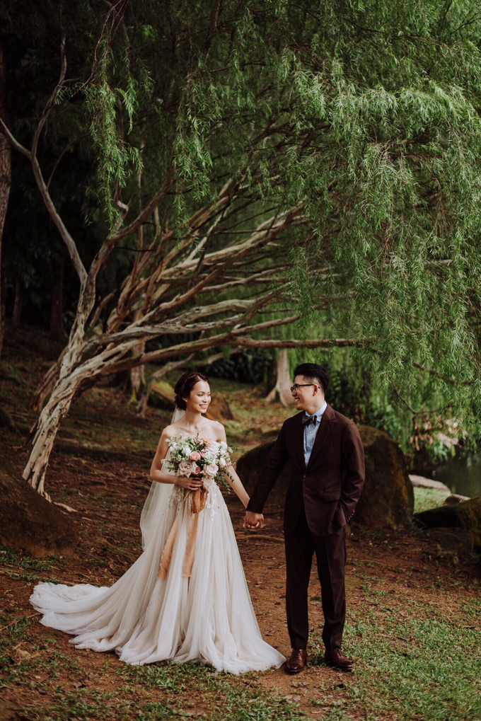 Hosin's wedding by The Glow BeautyBar - 013