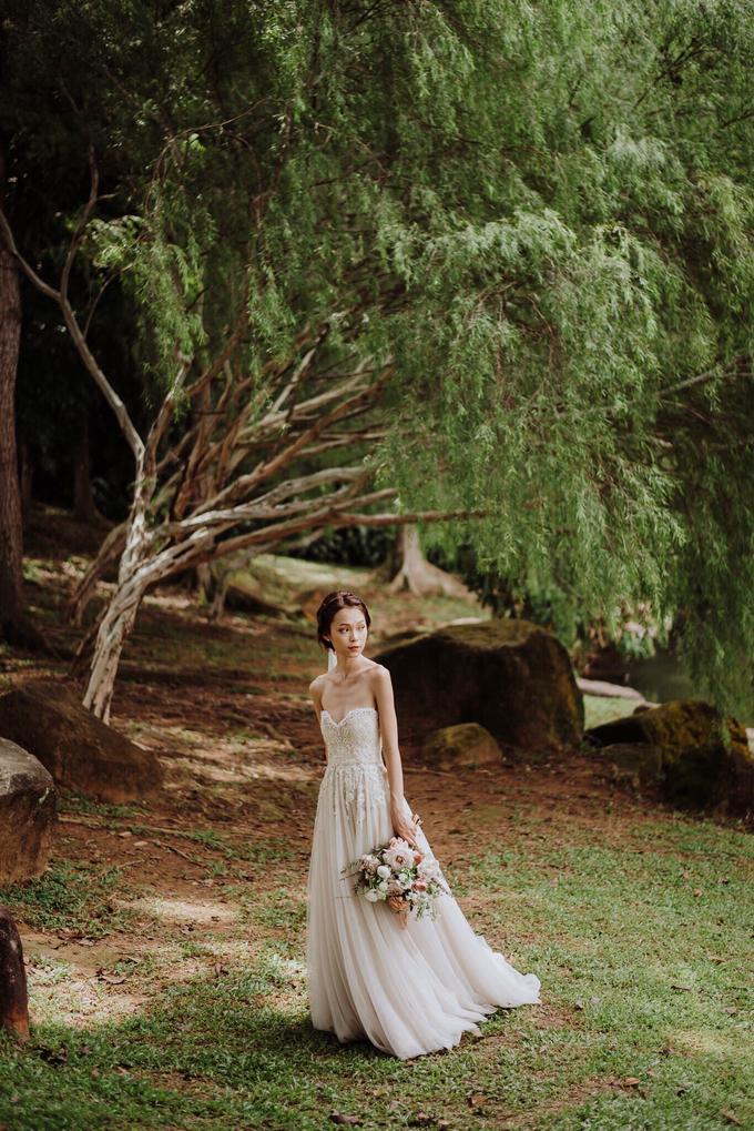 Hosin's wedding by The Glow BeautyBar - 014