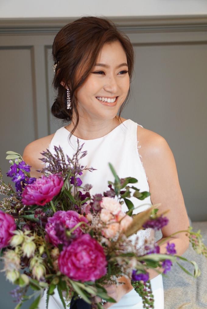 Joy's wedding by The Glow BeautyBar - 004
