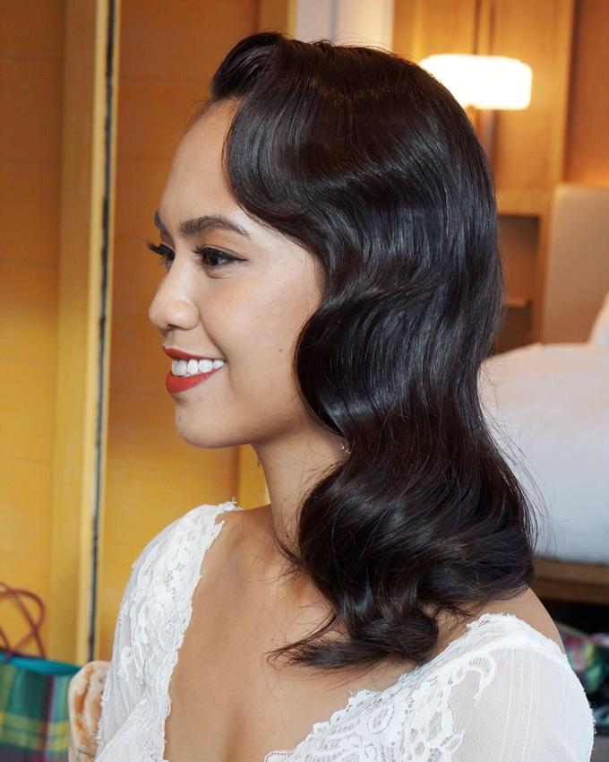 Min Hui's wedding by The Glow BeautyBar - 001