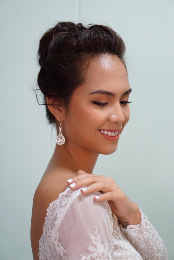 Min Hui's wedding by The Glow BeautyBar - 005