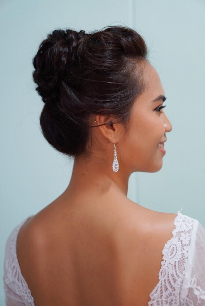 Min Hui's wedding by The Glow BeautyBar - 006