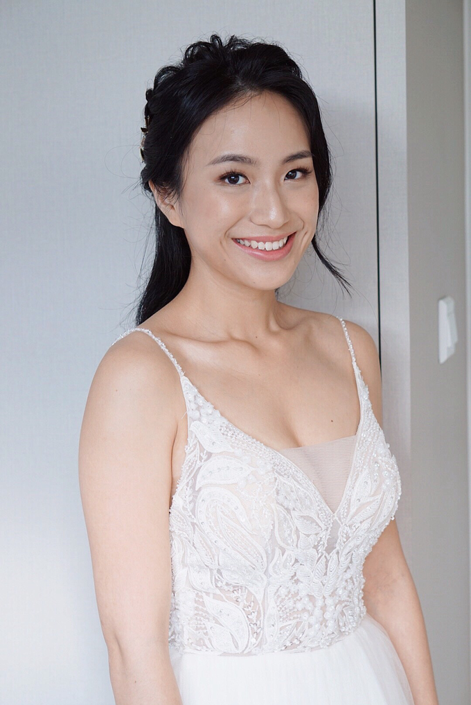 Soo Han's wedding by The Glow BeautyBar - 002