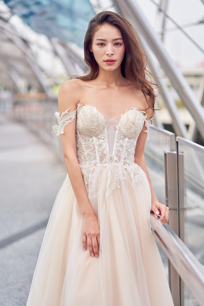 Anabelleunice Collection by The Gown Warehouse - 022