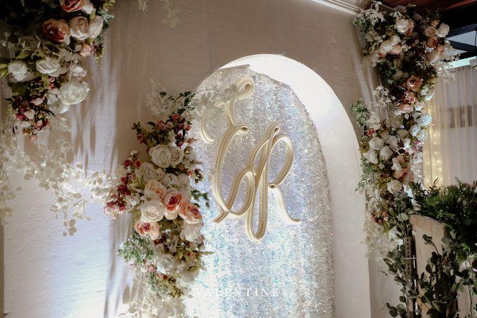 Edward & Ria Wedding Decoration by Valentine Wedding Decoration - 036