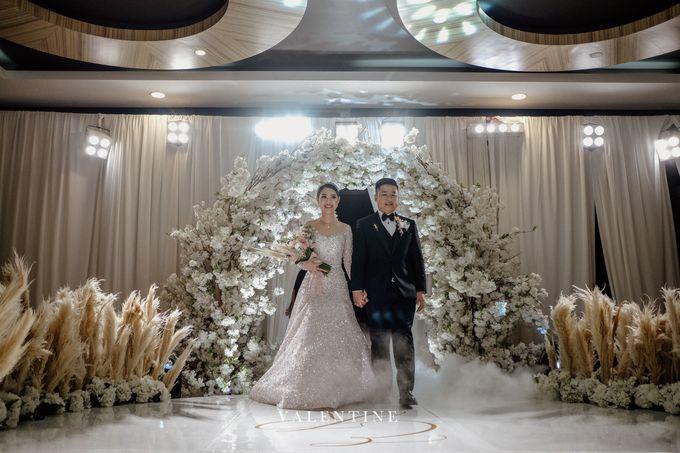 Edward & Ria Wedding Decoration by Valentine Wedding Decoration - 037