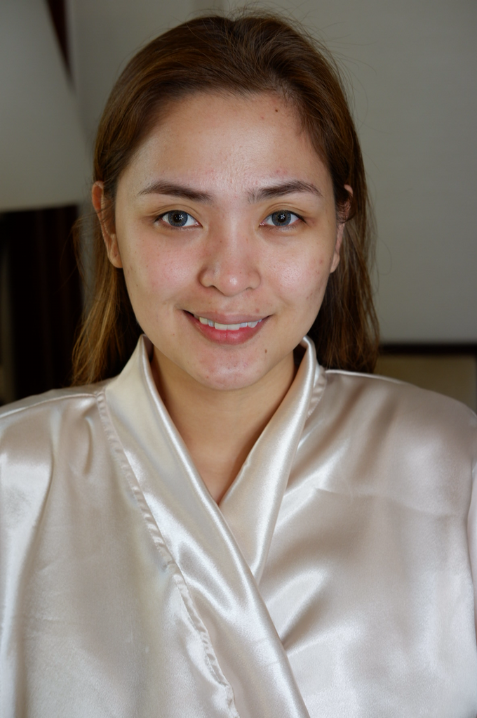 Bridal works (Prep - Ceremony - Reception look) by The Makeup Studio by Rouchelle Battad - 001