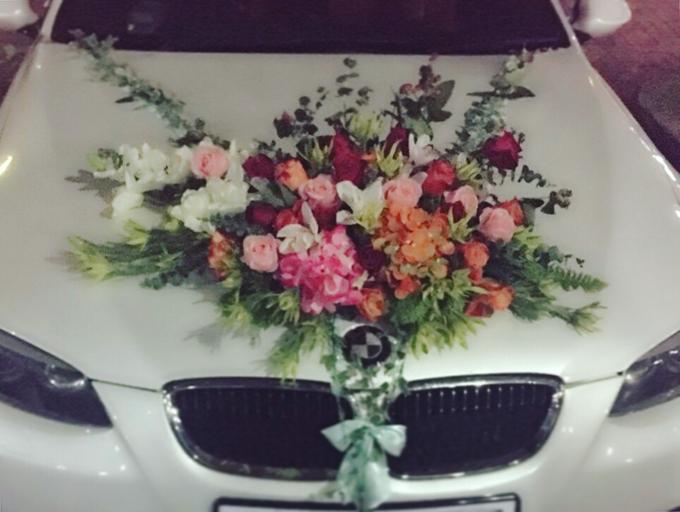 Wedding car decoration by the petals shop bridestory add to board wedding car decoration by the petals shop 002 junglespirit Images