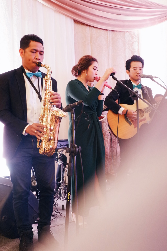 Santika Premiere Hotel (Dewo & Silvia Wedding) by The Red Carpet Entertainment - 003