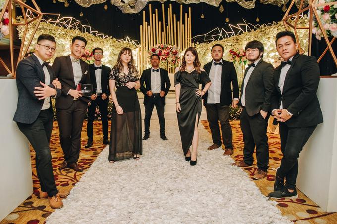 Grand Hyatt Jakarta (Alvin & Shelly Wedding) by The Red Carpet Entertainment - 004