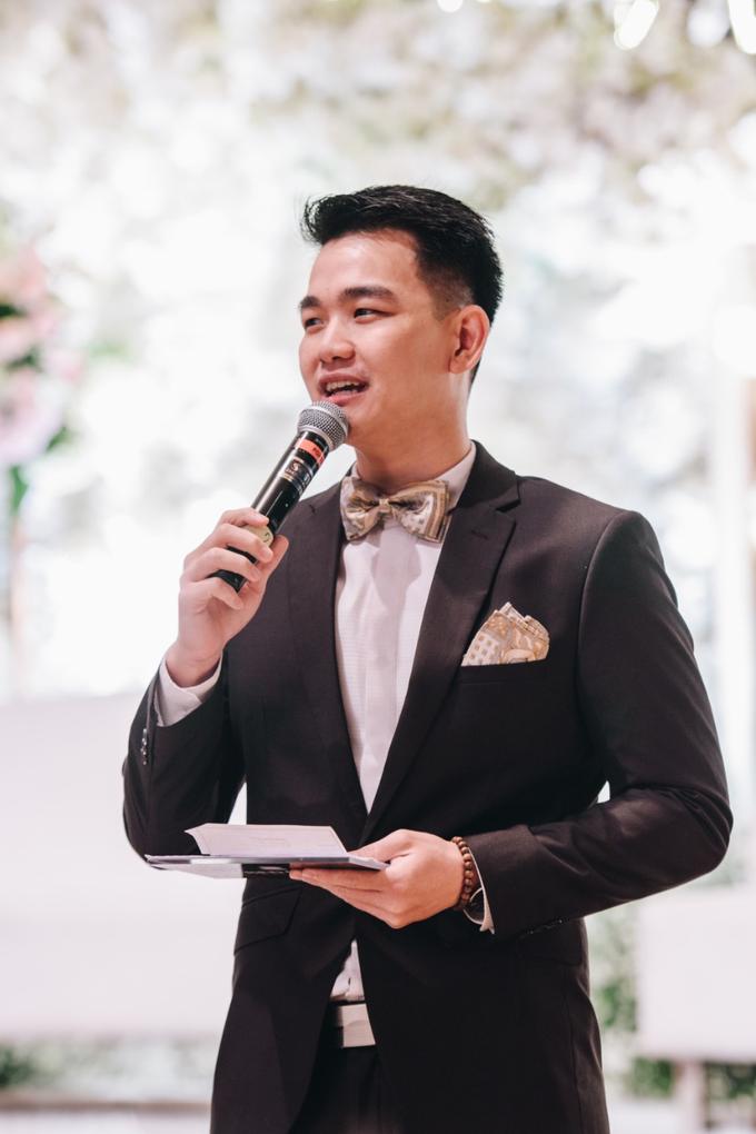 Grand Hyatt Jakarta (Alvin & Shelly Wedding) by The Red Carpet Entertainment - 007