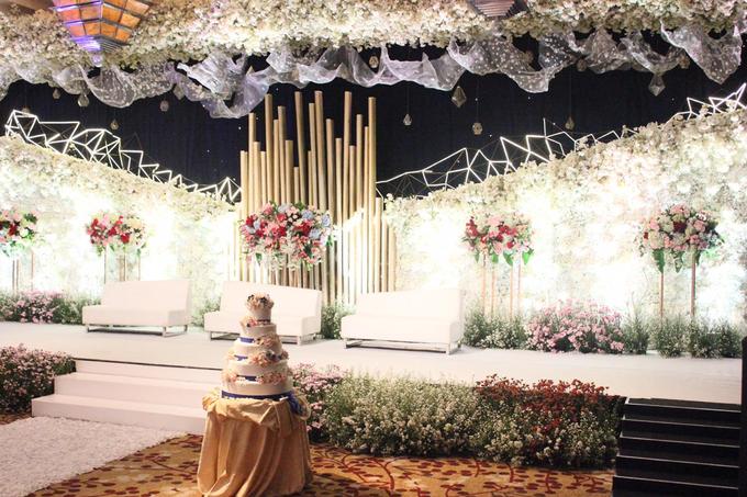 Grand Hyatt Jakarta (Alvin & Shelly Wedding) by The Red Carpet Entertainment - 026