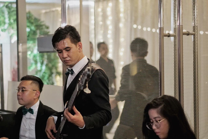 Sky Garden at Gedung OT (Kevin & Jessica Wedding) by The Red Carpet Entertainment - 004