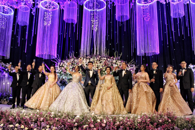Thamrin Nine Ballroom (Milton & Irtika Wedding) by The Red Carpet Entertainment - 002
