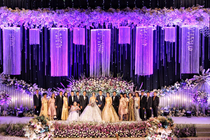 Thamrin Nine Ballroom (Milton & Irtika Wedding) by The Red Carpet Entertainment - 014