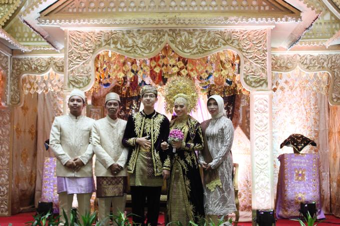 Gedung Pewayangan TMII (Andin & Aqsa Wedding) by The Red Carpet Entertainment - 004
