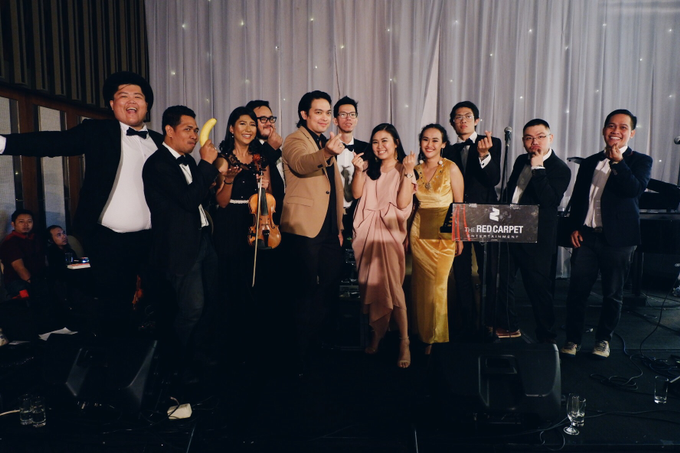 Ken & Grat Wedding at Ayana Midplaza Hotel Jakarta by The Red Carpet Entertainment - 004