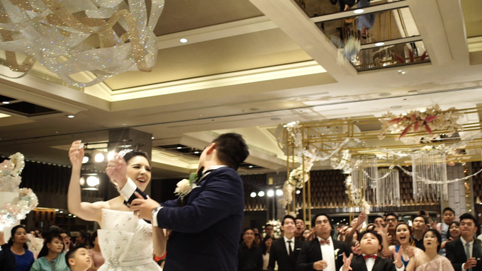 Ken & Grat Wedding at Ayana Midplaza Hotel Jakarta by The Red Carpet Entertainment - 017