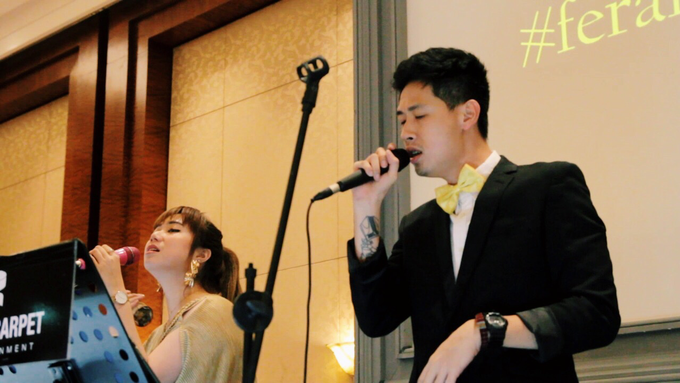 JW Marriot Hotel Jakarta (Randy & Fera) by The Red Carpet Entertainment - 007