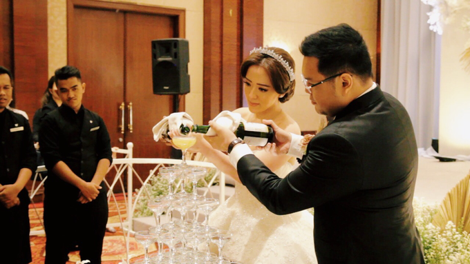 JW Marriot Hotel Jakarta (Randy & Fera) by The Red Carpet Entertainment - 013