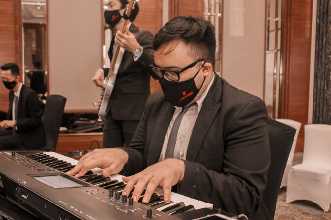 Swissotel PIK (Willy & Vivi Wedding) by The Red Carpet Entertainment - 006
