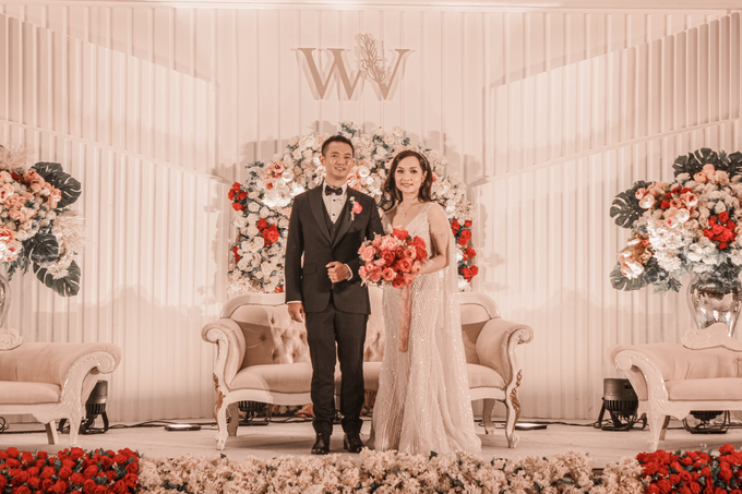 Swissotel PIK (Willy & Vivi Wedding) by The Red Carpet Entertainment - 008