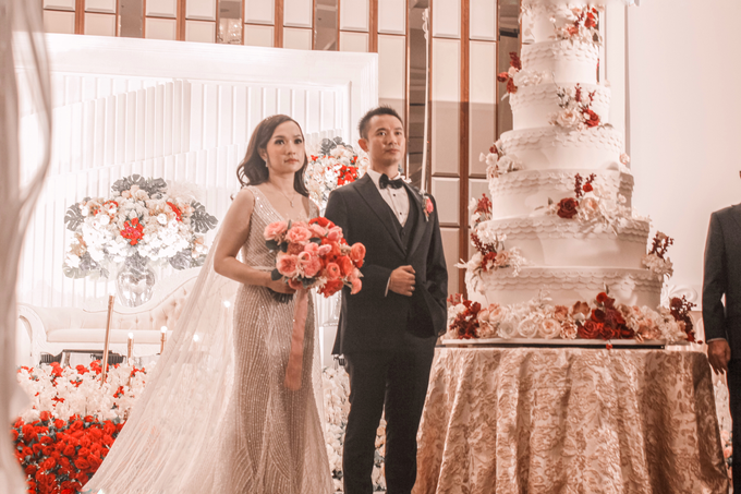 Swissotel PIK (Willy & Vivi Wedding) by The Red Carpet Entertainment - 009