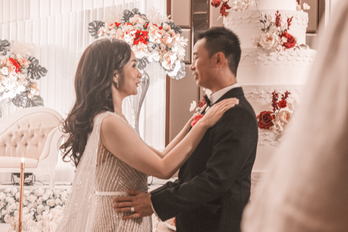 Swissotel PIK (Willy & Vivi Wedding) by The Red Carpet Entertainment - 010