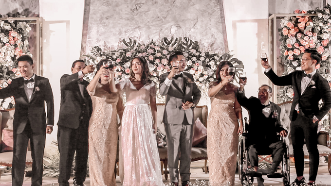 Gedung Arsip Jakarta (Deddy & There Wedding) by The Red Carpet Entertainment - 010
