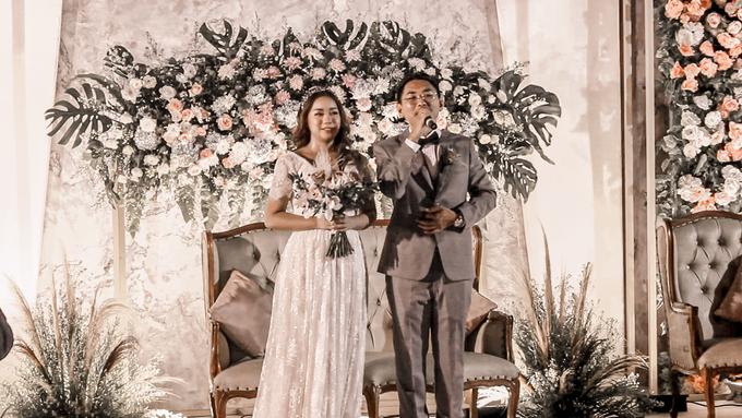Gedung Arsip Jakarta (Deddy & There Wedding) by The Red Carpet Entertainment - 015