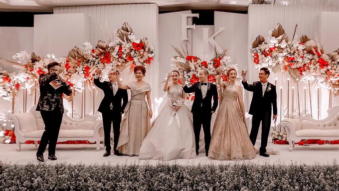 Pullman Thamrin (Felix & Krisshelda Wedding) by The Red Carpet Entertainment - 002