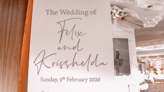 Pullman Thamrin (Felix & Krisshelda Wedding) by The Red Carpet Entertainment - 006