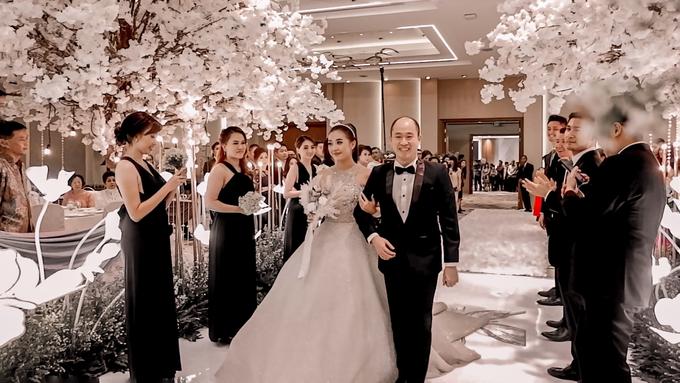 Pullman Thamrin (Felix & Krisshelda Wedding) by The Red Carpet Entertainment - 007